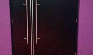 Fabrication et pose des doubles portes pour le cinéma Megarex