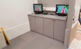 Création d'un nouvel espace accueil et SAV à Cora Haguenau