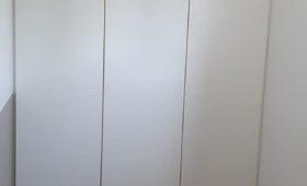 Fabrication et pose de 2 placards